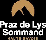 Praz de Lys Sommand - logo