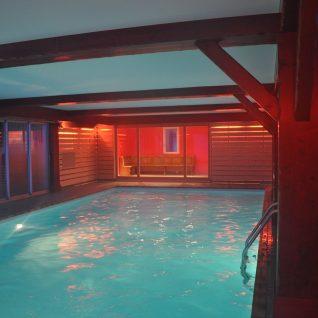 Chalet Hôtel Vaccapark – Piscine 2