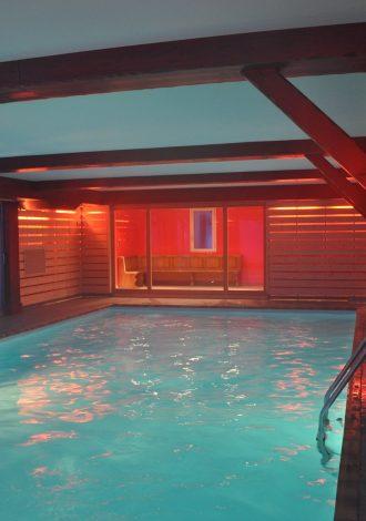 Chalet Hôtel Vaccapark - Piscine 2