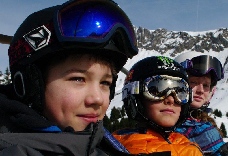 Ski en Famile - Praz de Lys Sommand