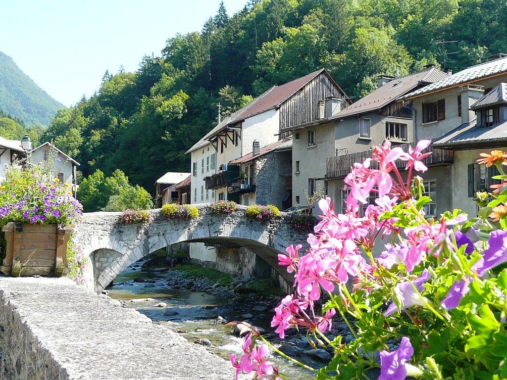 Vieux Bourg de Taninges