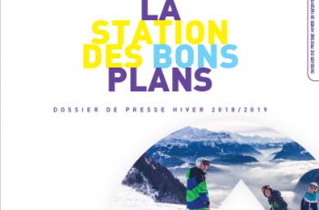 Dossier de presse - Praz de Lys Sommand - hiver 2018 2019.....