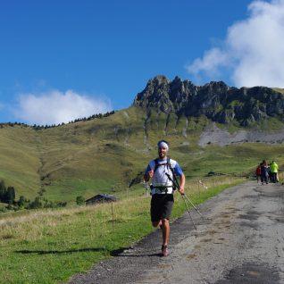 Trail Praz de Lys Sommand