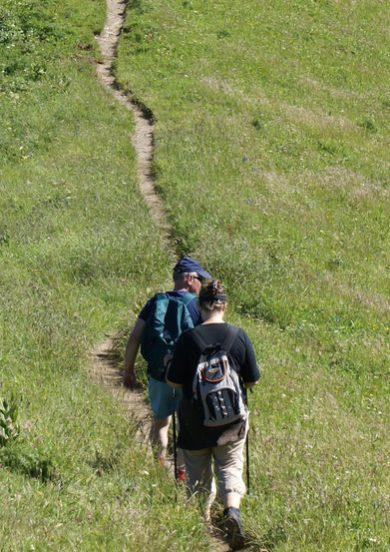 Les itinéraires de randonnée