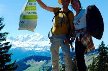 Nettoyons la Montagne ! Dimanche 9 juin 2019 Praz de Lys Sommand