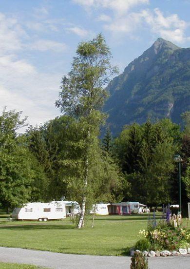 Hôtellerie de plein air et Camping-Car