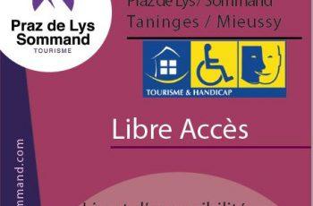 Livret d'Accessibilité