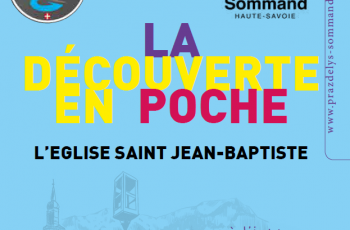 LIVRET DECOUVERTE - église St Jean-Baptiste