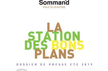 Praz de Lys Sommand - été 2019