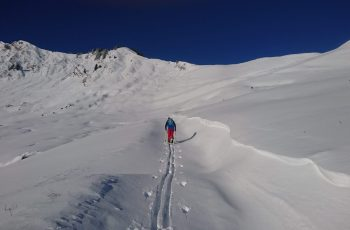 Ski de randonnée à Praz de Lys Sommand - Hiver 2019-2020