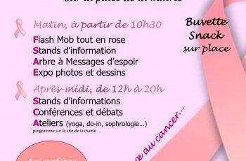 Octobre Rose - Mieussy - Samedi 12 octobre 2019