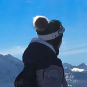 Skieur Praz de lys Sommand