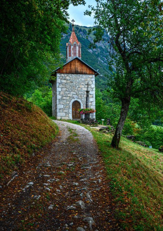Chapelle St Grat - Mieussy