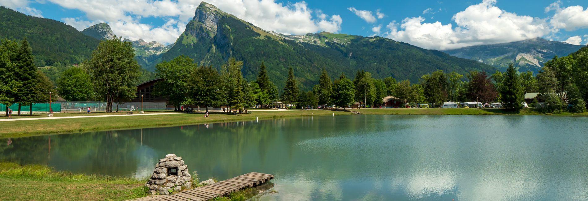 027 08 19 Lac aux dames Samoens © Gilles Piel