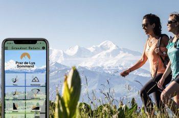 Nouvelle APP Grandeur Nature - Toutes les activités de plein air sur son téléphone