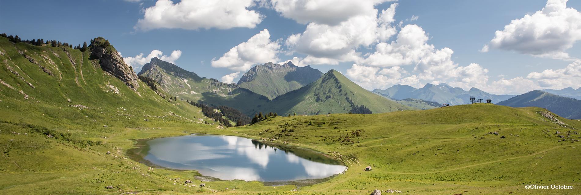Lac de Roy Praz de Lys
